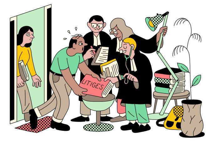 De plus en plus de cliniques juridiques ouvrent dans les universités et les écoles françaises.