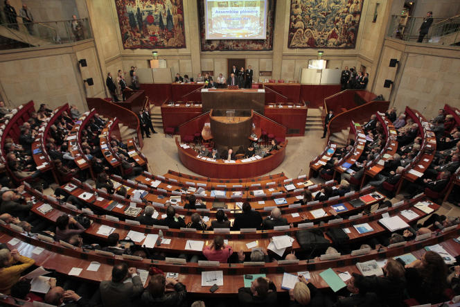 Conseil économique, social et environnemental, 2010.