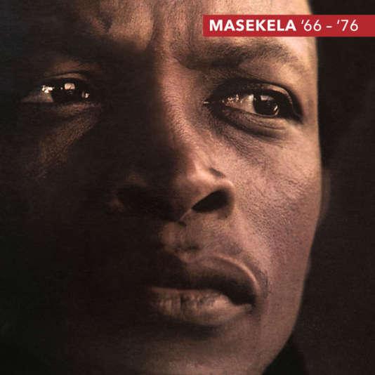 Pochette de l'album«'66 –'76», d'Hugh Masekela.