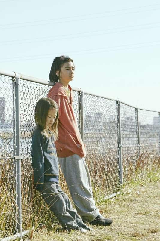 Une image de «Shoplifters», d'Hirokazu Kore-Eda, en compétition au 71e Festival de Cannes.