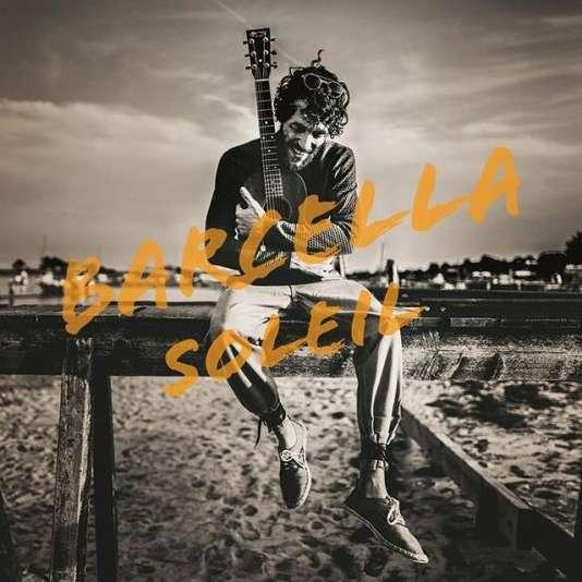 Pochette de l'album« Soleil», de Barcella.