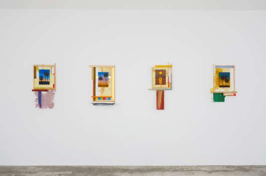 « The Potato Eaters/Sunset Stories », de Franck Scurti, une exposition à la galerie Michel Rein à Paris, jusqu'au 19 mai.