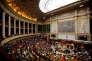 L'hémicycle de l'Assemblée nationale en septembre 2017.