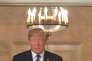 Donald Trump à la Maison Blanche, le 14 avril.