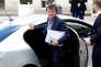 Le ministre de la transition écologiqueNicolas Hulot, le 16 avril à Paris.