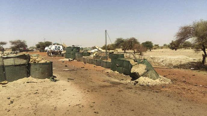 Le Groupe de soutien à l'islam et aux musulmans, la principale alliance djihadiste du Sahel, liée à Al-Qaida, avait revendiqué vendredi 20 avril l'attaque du 14 avril.