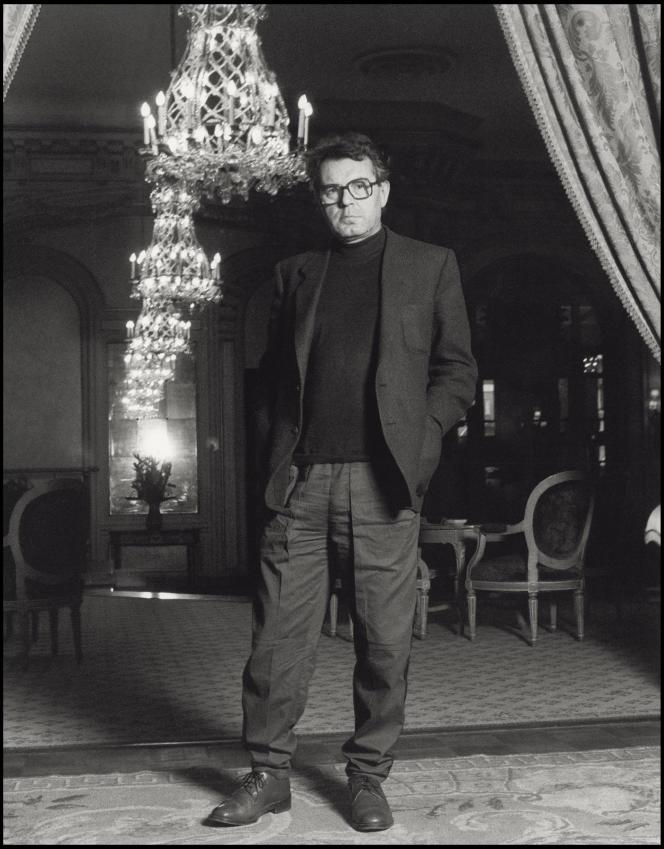 Milos Forman, en 1985.