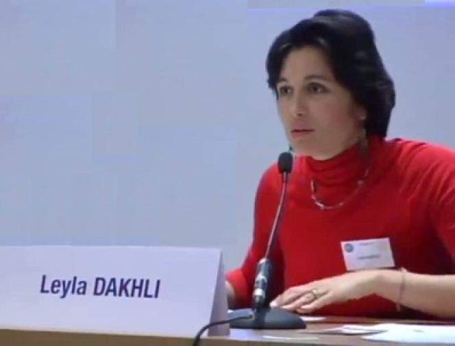 Leyla Dakhli.