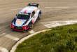 Image prise d'un drone DJI lors du Tour de Corse, étape nationale du championnat du monde des rallyes 2018, couru du 5 au 8 avril.