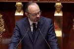Edouard Philippe,lundi 16 avril.
