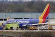 Le vol New York-Dallas de la compagnie Southwest a dû atterrir d'urgence à Philadelphie après l'explosion d'un moteur, le 17avril.
