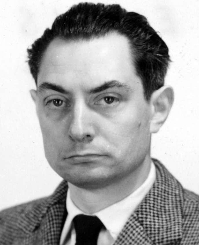 Le compagnon de la Libération Constant Engels.