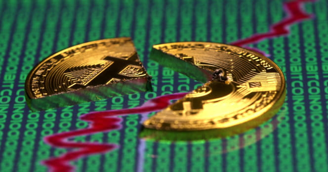 « Le bitcoinconnaît des fluctuations caractéristiques des produits de pure spéculation, c'est-à-dire avec peu de cordes de rappel vers l'économie réelle. Aucune dans le cas présent. »