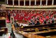 L'Assemblée nationale, le 16 avril 2018.