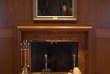 Un portrait de John Francis Queeny, le fondateur de Monsanto, trône dans le salon du siège de la firme à Creve Coeur, dans le Missouri.