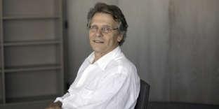 L'écrivain Daniel Pennac.