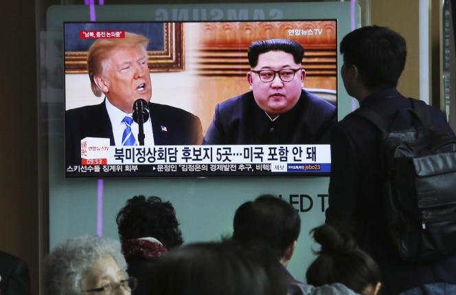 «Un «deal» d'homme à homme entre Kim Jong-un et Donald Trump est possible mais, une fois le soufflé retombé, il faudra concrétiser les engagements.»