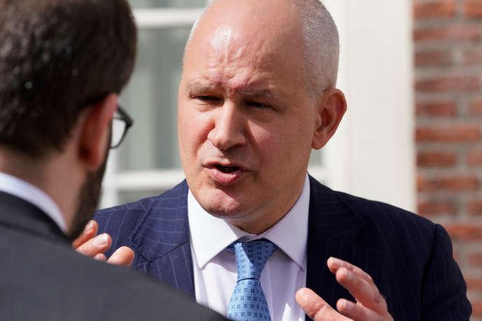 « Le comportement irresponsable de la Russie viole l'interdiction mondiale des armes chimiques » et « menace la sécurité mondiale », a déclaré Peter Wilson, l'ambassade britannique auprès de l'OIAC