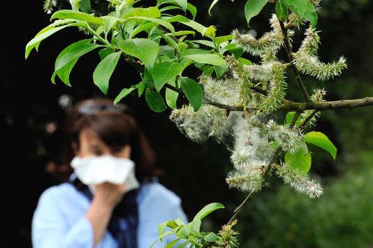 20% de la population française est atteinte, à des degrés divers, par des problèmes d'allergie respiratoire.