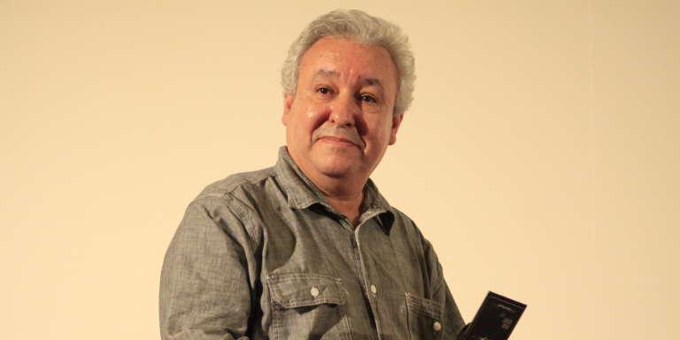 Le réalisateur algérien Farouk Beloufa, à Beyrouth, en 2010.
