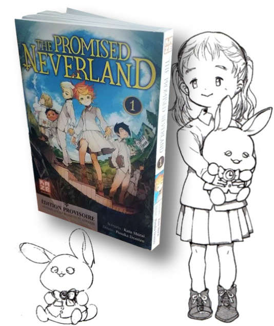 « The Promised Neverland ».