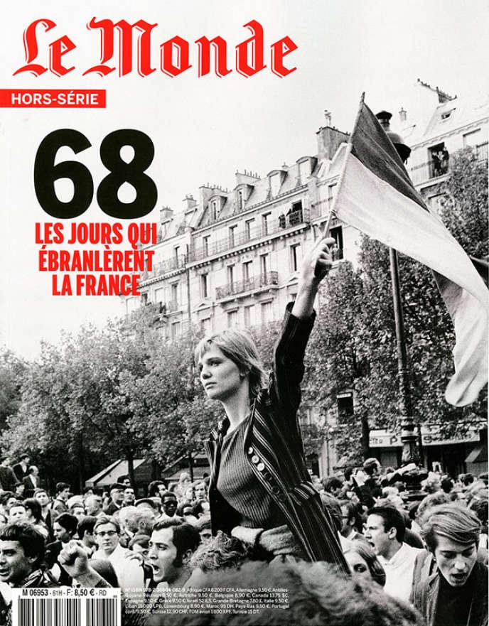« 68. Les jours qui ébranlèrent la France », hors-série du « Monde », 100 pages, 8,50euros, en vente en kiosques et sur boutique.lemonde.fr