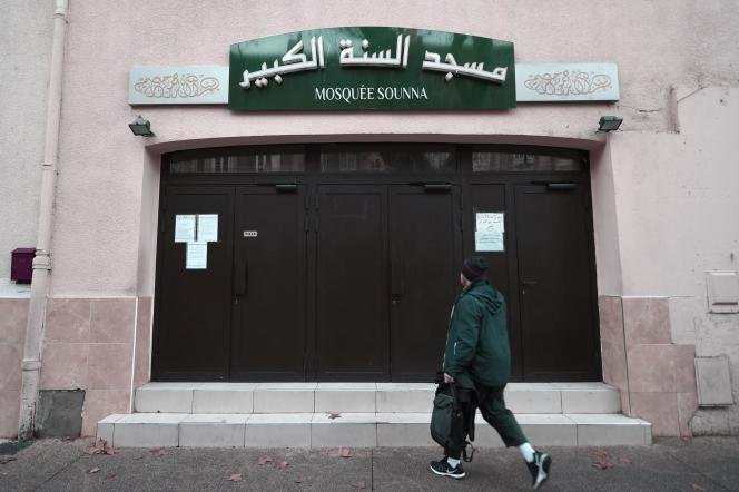 La mosquée As Sounna de Marseille a été fermée par arrêté préfectoral le11décembre2017.