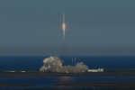 La NASA a lancé son nouveau téléscope dans l'espace, mercredi 18 avril.