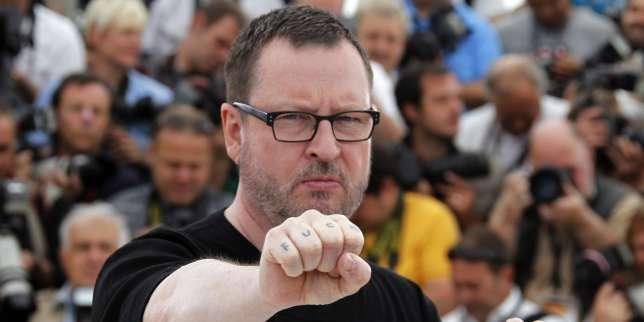 Le cinéaste danois Lars Von Trier lors du 64e Festival de Cannes, en mai 2011.