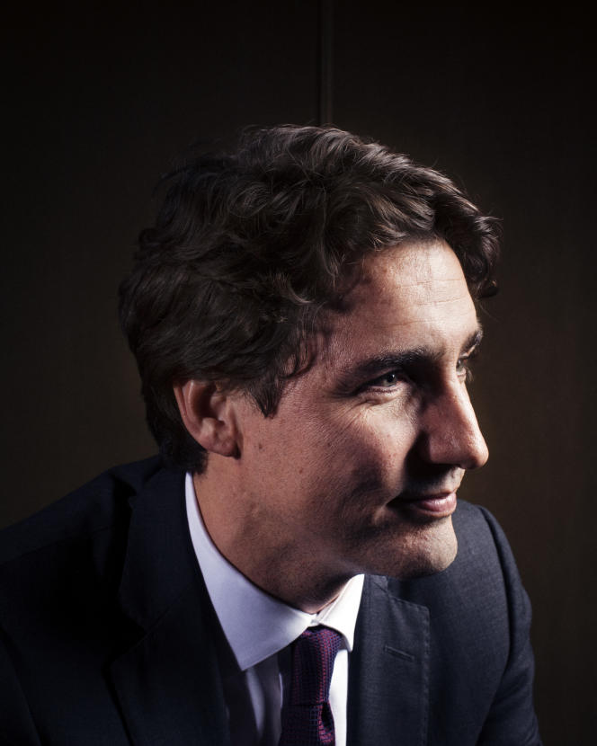 Justin Trudeau, premier ministre du Canada, en novembre 2015.