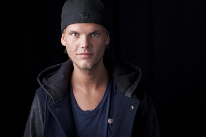 Le DJ suédoisAvicii, en 2013.