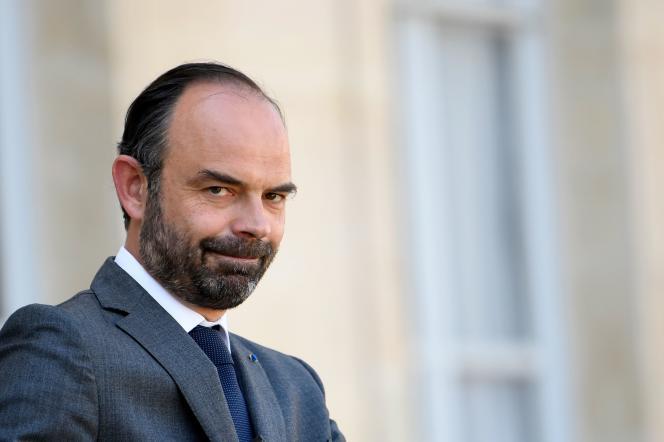 Edouard Philippe, le 20 avril 2018.