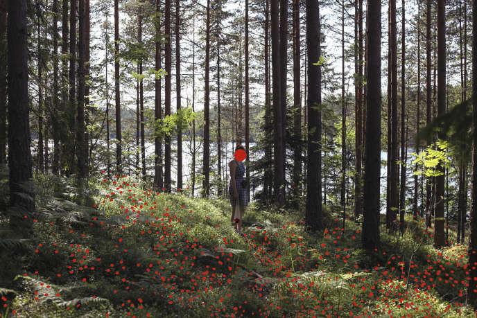 «Strawberry fields», 2012, de Maia Flore.