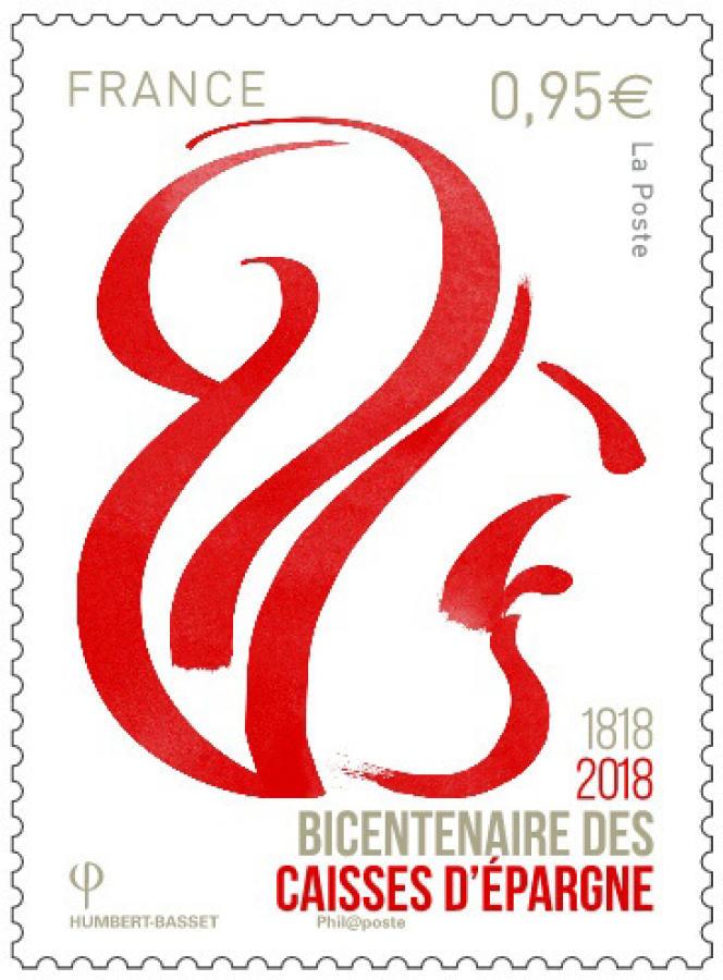 «D'abord simples collectrices d'épargne, les caisses furent autorisées en 1895 à financer les logements sociaux, les infrastructures d'aides aux personnes en difficulté et à soutenir pécuniairement des œuvres d'intérêt général» (timbre-poste paru le 23 mars).
