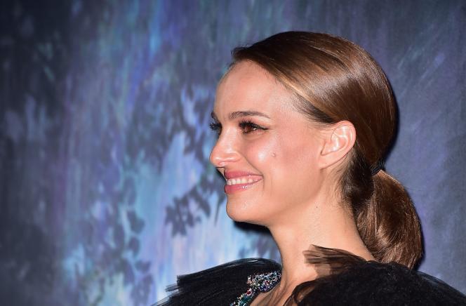 Natalie Portman à Los Angeles le 13 février.