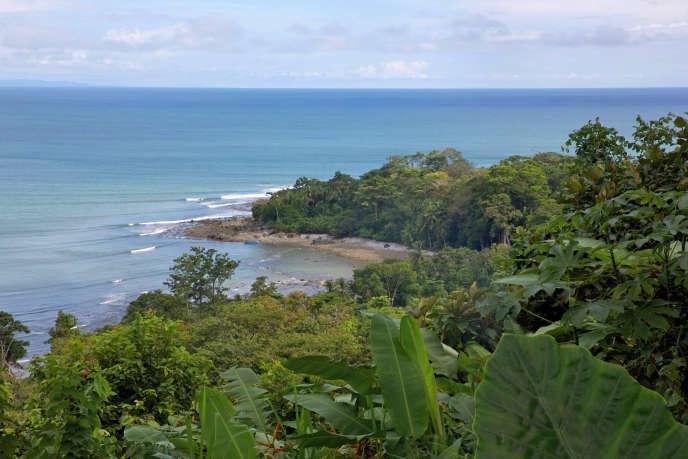 Une plage de la péninsule d'Osa.