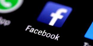 Le nombre d'utilisateurs mensuels actifs de Facebook à crû de 13 %, à 2,2 milliards.