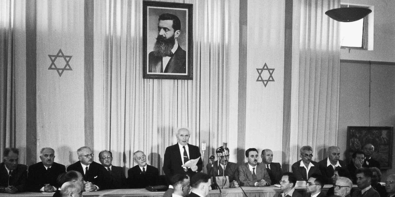 « Une terre deux fois promise : Israël-Palestine », sur Toute l'Histoire : une relecture au temps long de l'éternel conflit