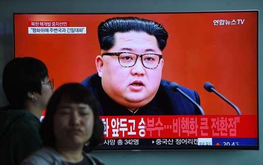La présidence sud-coréenne s'est félicitée de «l'environnement très positif pour les sommets à venir (…) », que la décision de Pyongyang «va créer».
