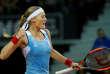 Kristina Mladenovic a ramené la France à égalité dans cette demi-finale de Fed Cup.