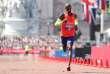 Mo farah a terminé troisième du marathon de Londres, le deuxième de sa carrière.