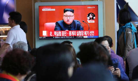 Le 27 avril, les dirigeants sud-coréen, Moon Jae-in, et nord-coréen, Kim Jong-un, se rencontreront lors d'un sommet, le troisième depuis la fin, en 1953, de la guerre qui opposa les deux pays.