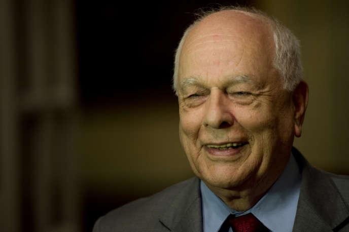 Nelson Pereira dos Santos, en 2012.