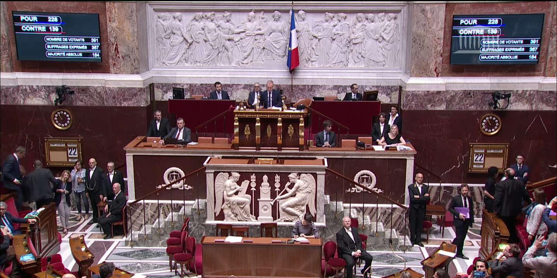 Loi Asile Immigration L Assemblee Nationale Adopte Le Texte En