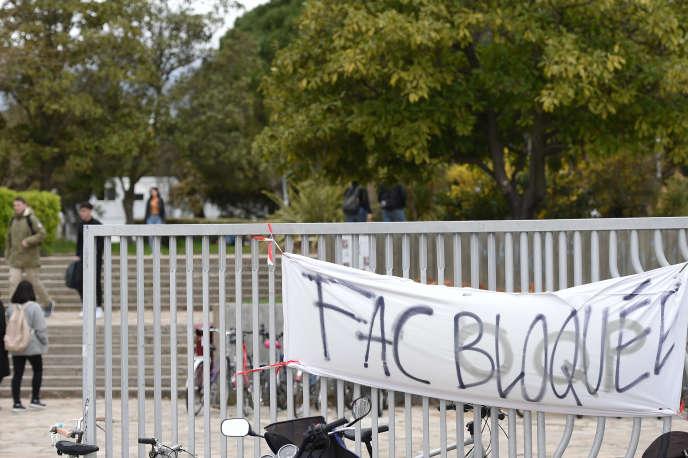 L'université de Montpellier était bloquée depuis la mi-février par des étudiants.