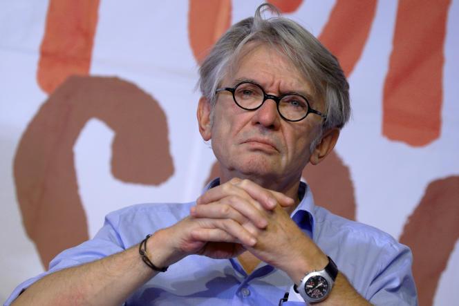 Jean-Claude Mailly a passé quatorze ans comme secrétaire général de Force ouvrière.