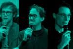 """""""Ils expérimentent la médecine de demain"""", trois intervenants des conférences O21 organisées par Le Monde."""