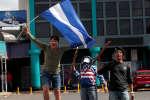 Managua, Nicaragua, le 22 avril 2018
