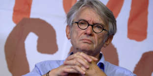 Le secrétaire général du syndicat FO, Jean-Claude Mailly, en septembre 2016.