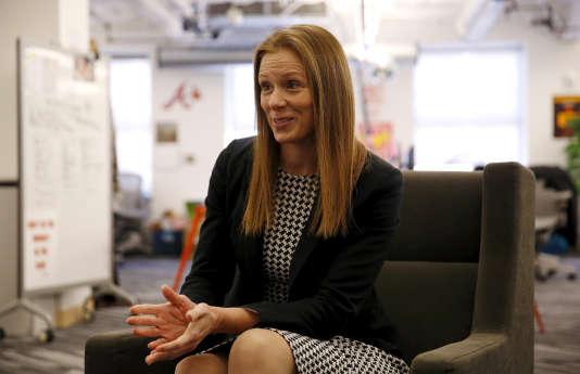 Monika Bickert est directrice de la politique de contenus de Facebook.